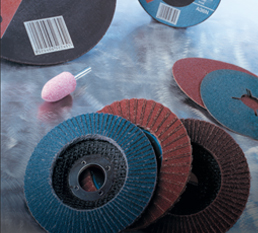 Abrasives - Cutting, Grinding, Deburring