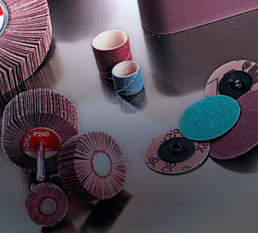 Abrasives - Surface Preparation, Blending Products