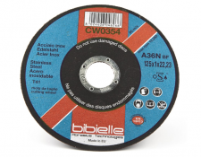 CW INOX Thin Cut-Off Discs (for Stainless Steel)