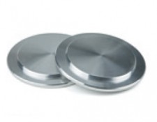 Pair of Metal reduction flanges for BCW