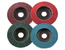Flap Discs with Backing