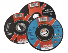 Cut-Off and Grinding Discs